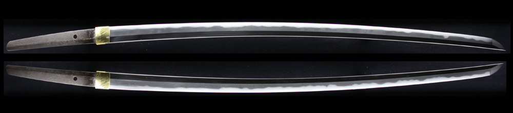 濃州兼氏の刀・1全身画像