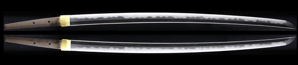 上総守宗道の刀・1全身画像
