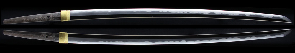 信濃大掾忠国の刀・1全身画像