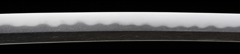 摂津守忠行の刀・差表2