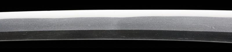 無銘の刀・差裏3