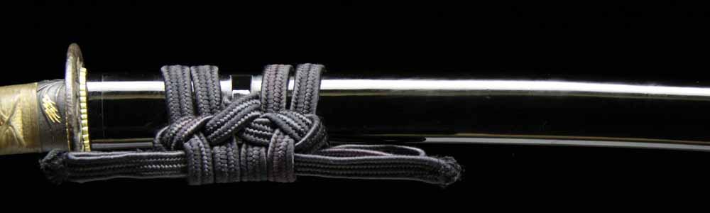 満鉄刀の拵え・表2