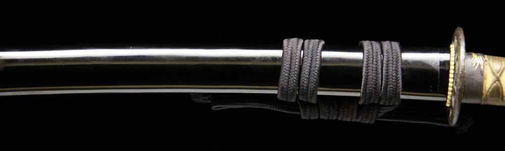 満鉄刀の拵え・裏2