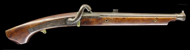 国友藤兵衛の管打ち銃・全身表画像