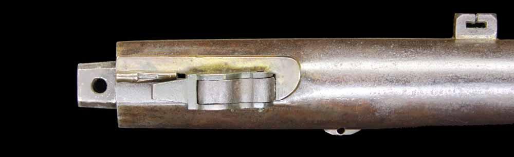 山田富田郎の火縄銃・銃身表3