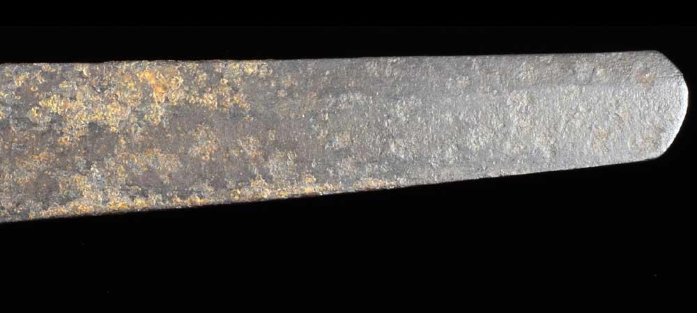 刀身表部分拡大9