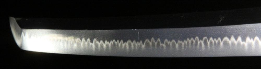 丁子刃の明るい刀 其の1