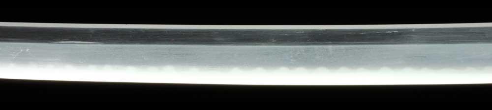河内守行広の刀身表拡大2