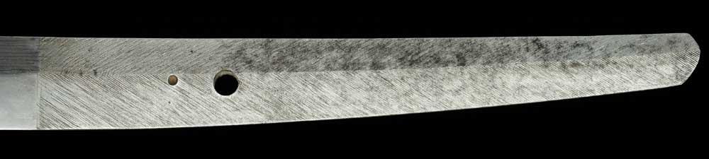 兼久の刀身表拡大5