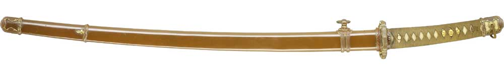 九四式軍刀拵え表