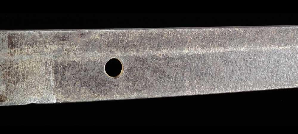 日本刀・無銘新々刀の刀身表拡大8