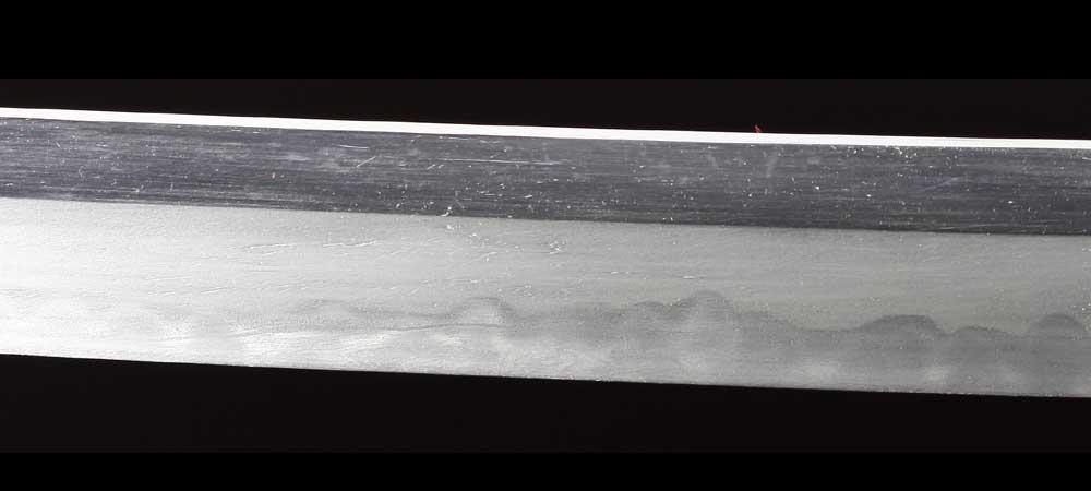 日本刀・末古刀の刀身表拡大3