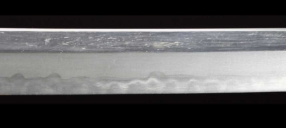 日本刀・末古刀の刀身裏拡大3