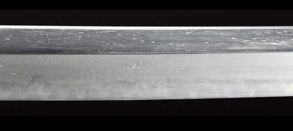 日本刀・末古刀の刀身裏拡大5