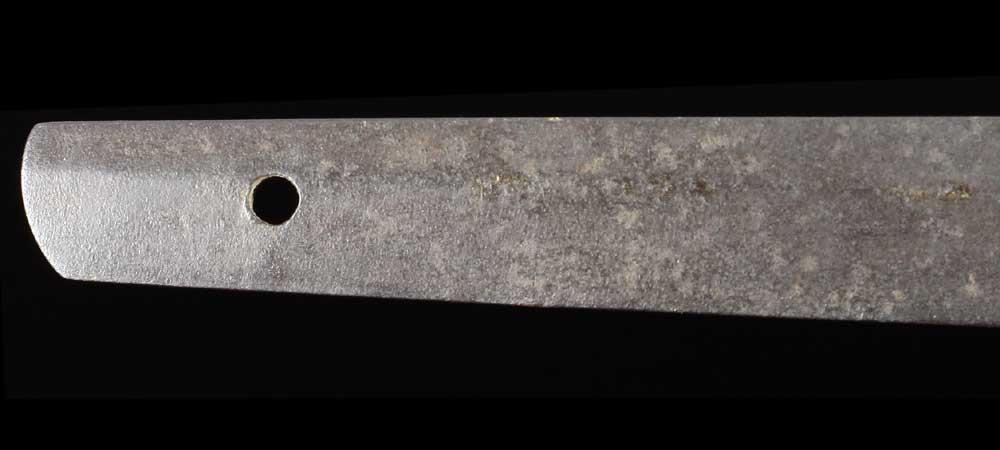 日本刀・末古刀の刀身裏拡大9