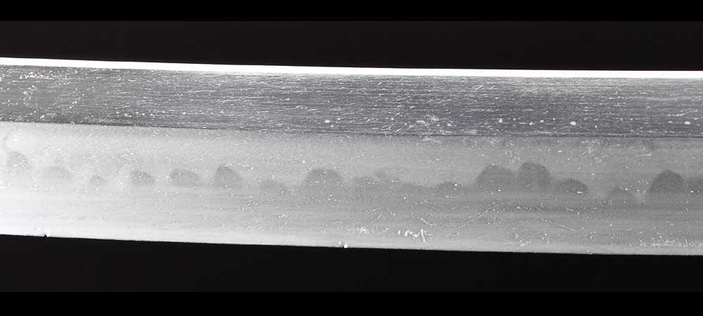 日本刀・新々刀の刀身表拡大3