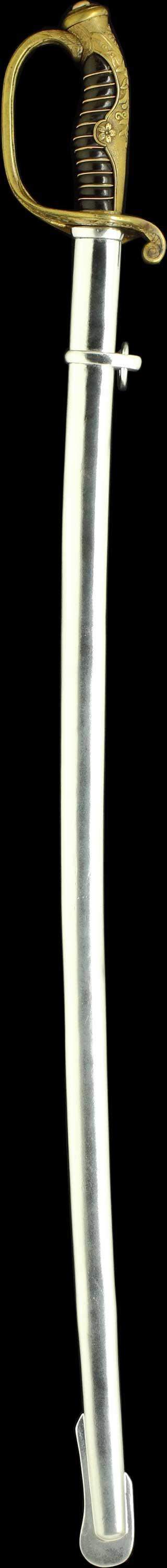 警部指揮刀拵え1縦表