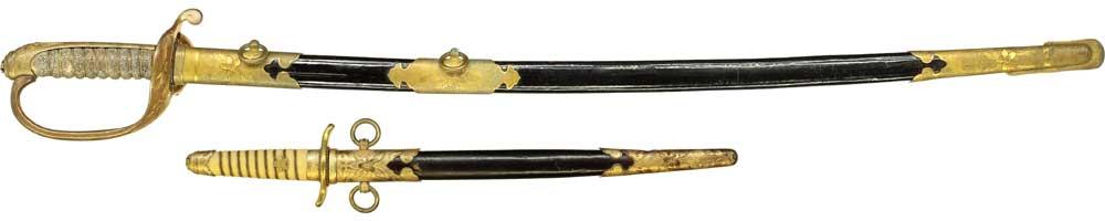 海軍指揮刀拵