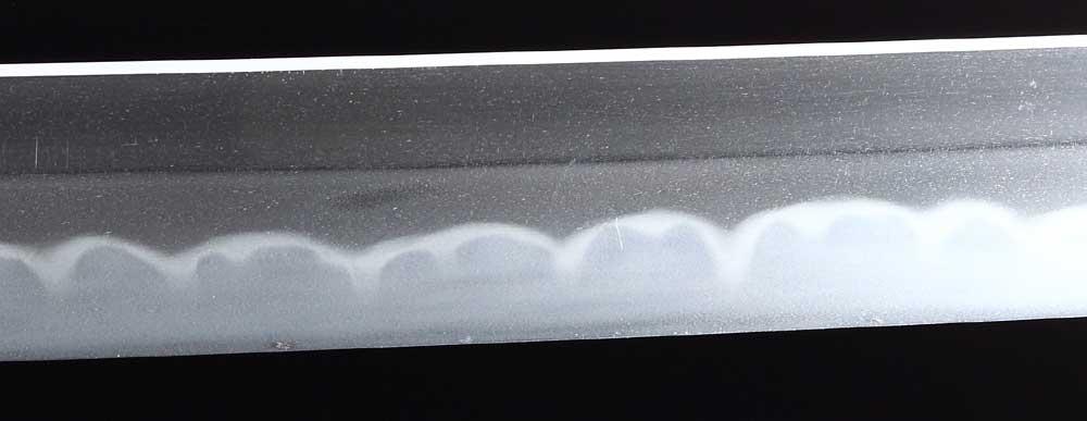 日本刀・固山宗平の刀身裏拡大3