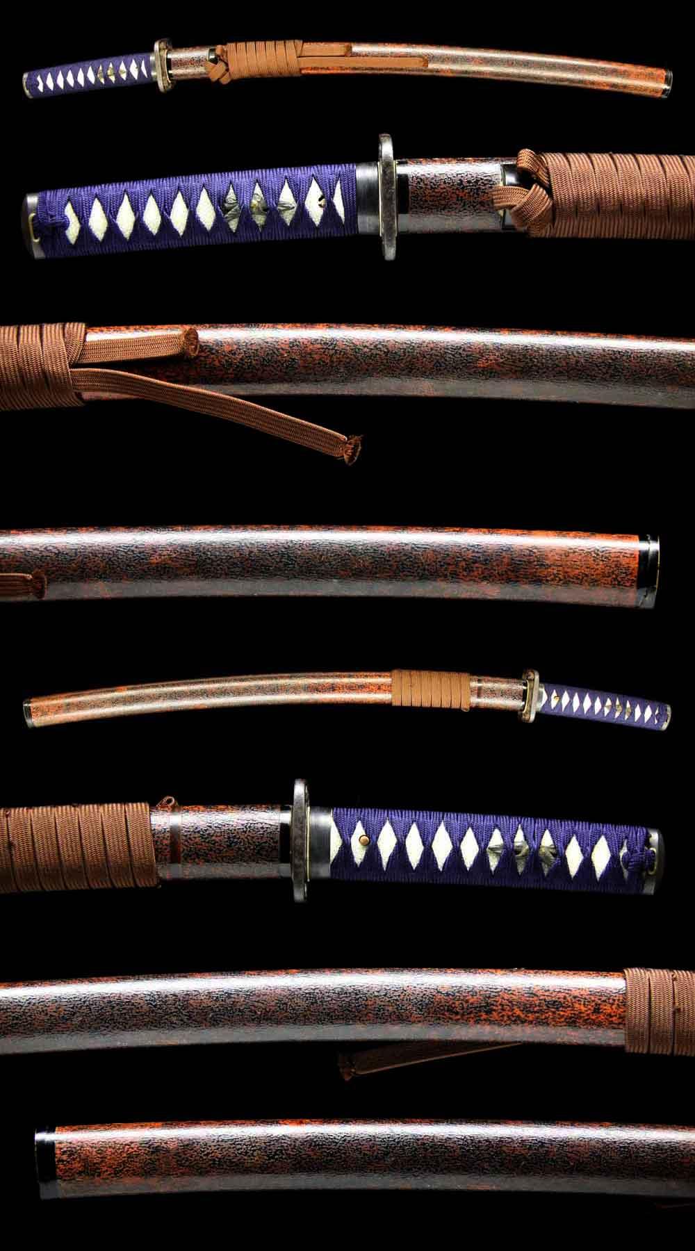 日本刀・二王清貞の拵え