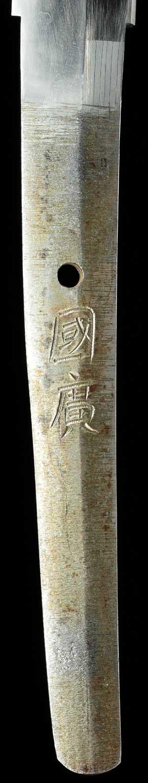 國廣の茎写真