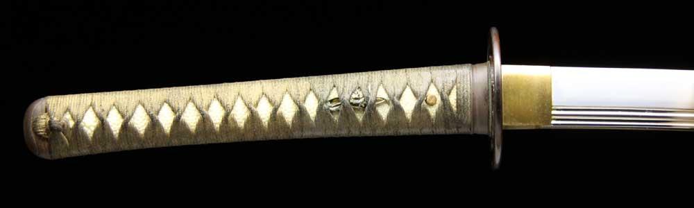 模造刀宗親の刀身・柄表
